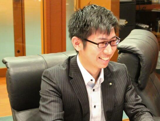 松井証券 営業推進部 服部 課長代理