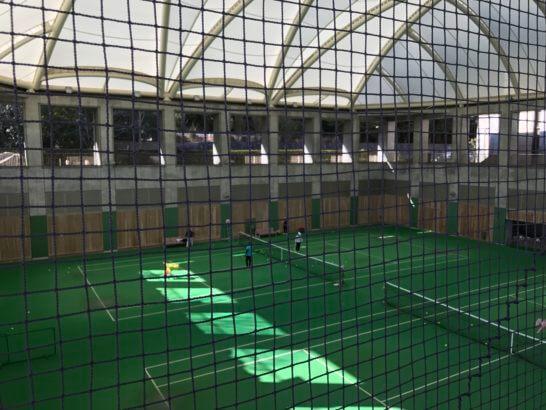 ヒルトン小田原のテニス