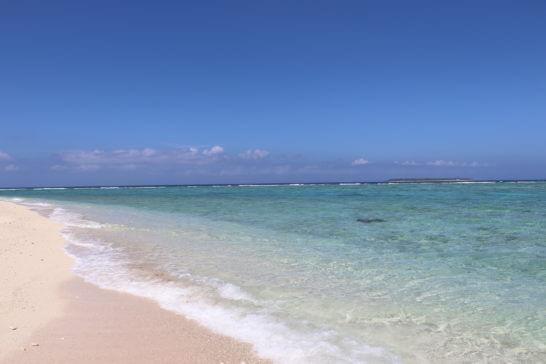 沖縄の瀬底島