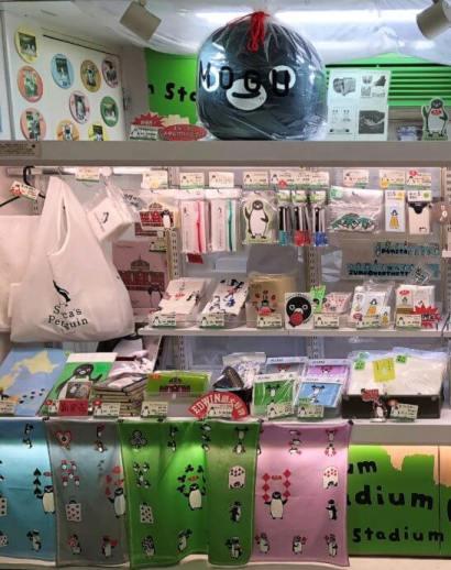 Suicaのペンギングッズ専門店