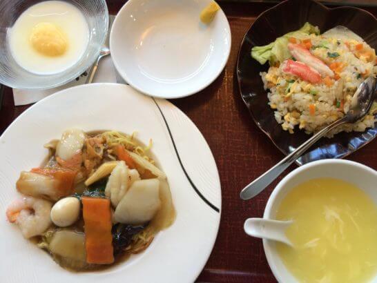 高島屋の中華レストラン