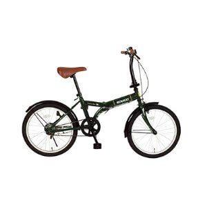 折りたたみ自転車 ルノーFDB20