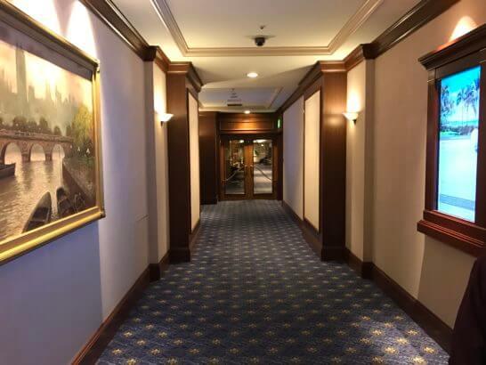 恵比寿のウェスティンホテル東京