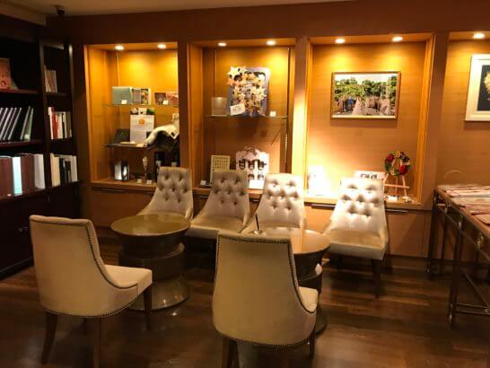 椿山荘のウエディング相談室