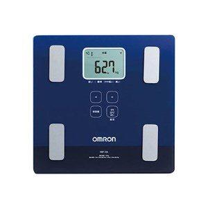 オムロン 体重体組成計 両足測定タイプ
