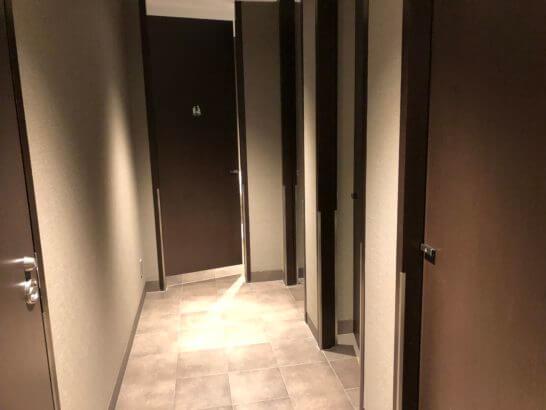 サクララウンジ(羽田空港国際線)の授乳室(個室スタイル)