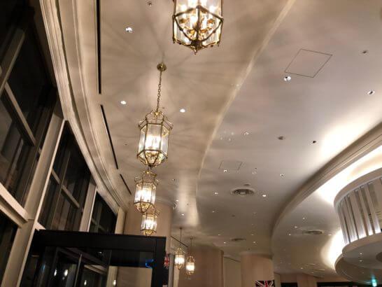 グランドニッコー東京台場のビュッフェレストラン