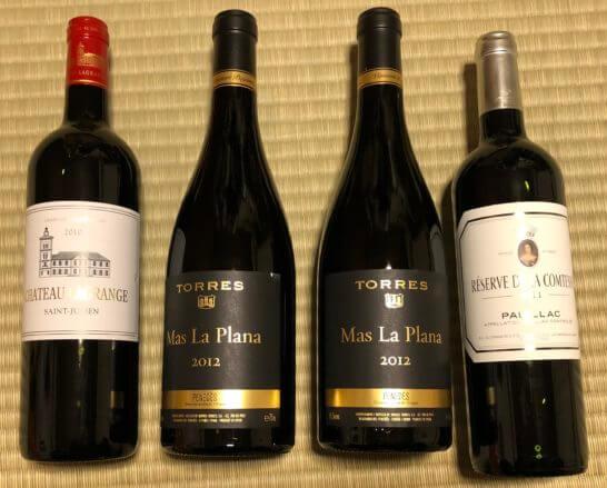 エノテカで買ったワイン