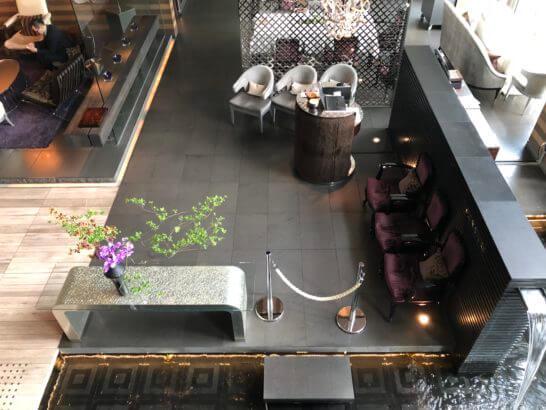 マンダリンオリエンタルホテル東京のシグネチャー