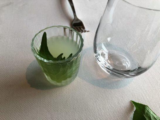 柚子 胡麻 パロサント
