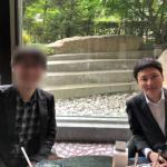 クレジットカードの専門家・菊地崇仁さんとまつのすけ