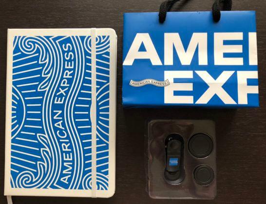 #AmexLifeのお土産