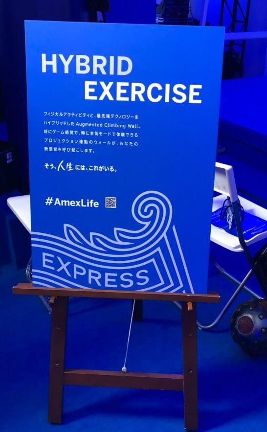 Hybrid Exercise