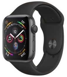 Apple Watch Series 4(GPSモデル)