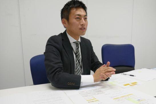 ARUHI プロダクトマーケティング部 マネージャーの高橋健史さん