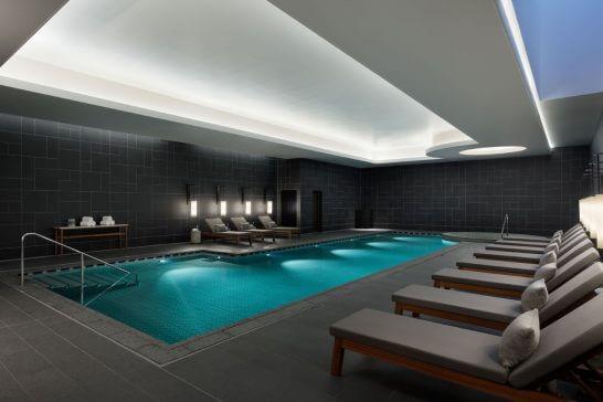 JWマリオット・ホテル奈良のプール