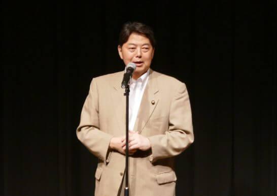 林文部科学大臣 (SAKE COMPETITION 2018)