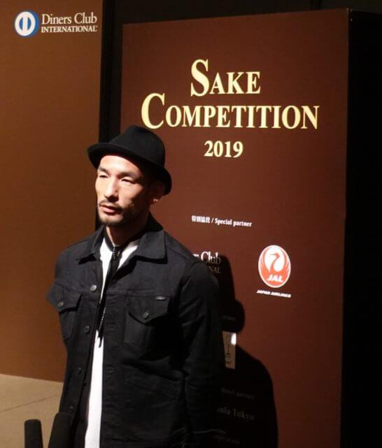 中田英寿さんのインタビュー(SAKE COMPETITON 2019)