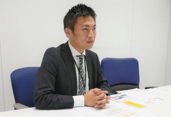 ARUHI マーケティング本部 プロダクトマーケティング部 マネージャーの高橋健史さん