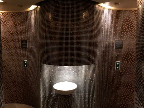 ザ・ペニンシュラ東京のライフスタイル・シャワー