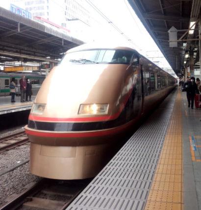 東武鉄道の特急電車