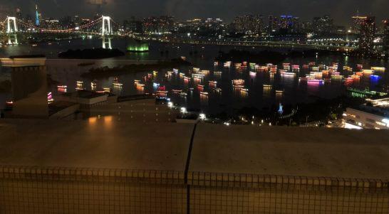 東京花火大祭2018~EDOMODE~の夜