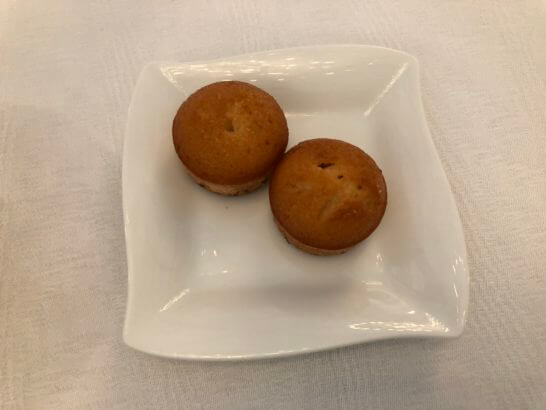 アメックスの東京花火大祭の小菓子