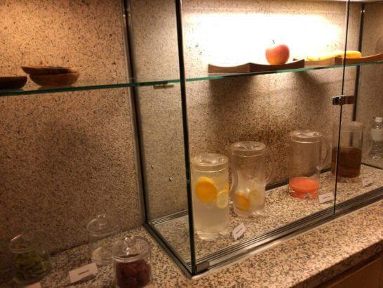 グランドハイアット東京の飲み物・食べ物