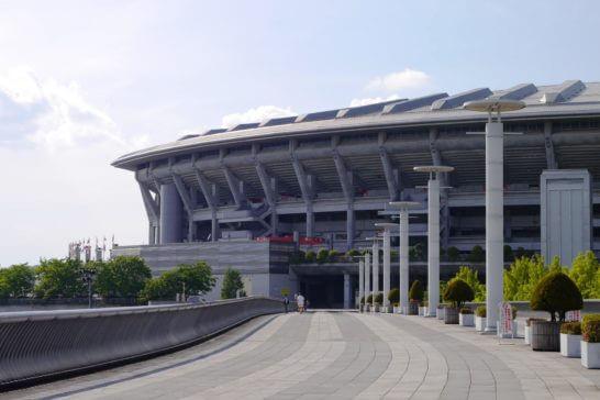 横浜日産スタジアム