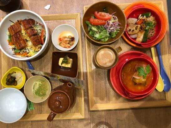 すかいらーくの株主優待で食べたご飯(chawan)
