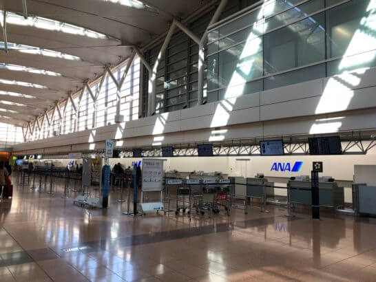 羽田空港国内線第2旅客ターミナル