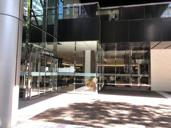 マネックス証券のオフィスがあるアーク森ビル (3)
