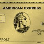 アメックス・ゴールドのメタルカード