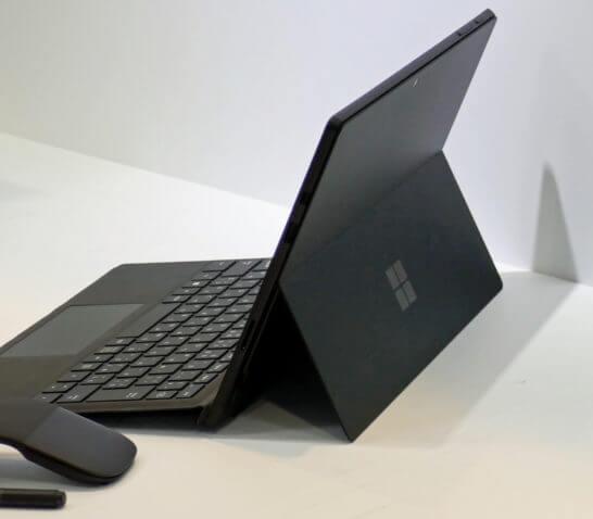 Surface Pro 6(新色ブラック)