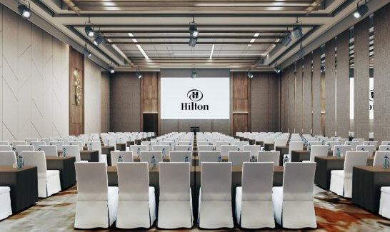 ヒルトン広島のコンベンションセンター