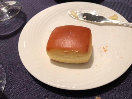 ダイナースクラブ フランスレストランウィークのパン