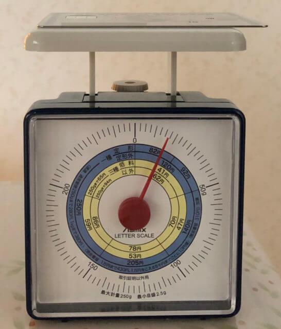 アメックスプラチナのメタルカードの重量は約18g
