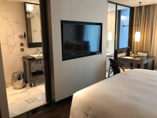 ルネッサンス台北士林ホテルの部屋