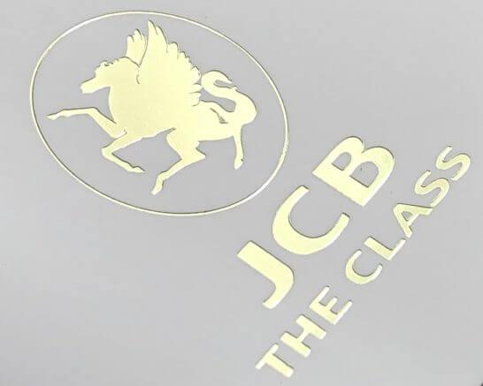 JCB THE CLASSのロゴ