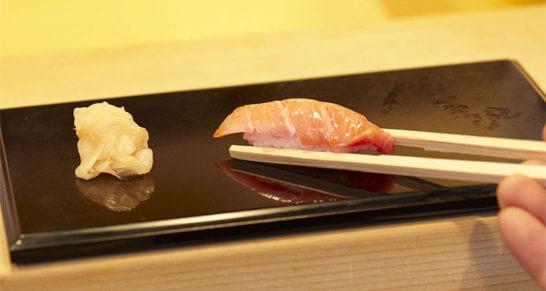 すきやばし次郎のお寿司
