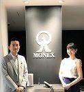 マネックスFXの安藤さん、松﨑裕美さん
