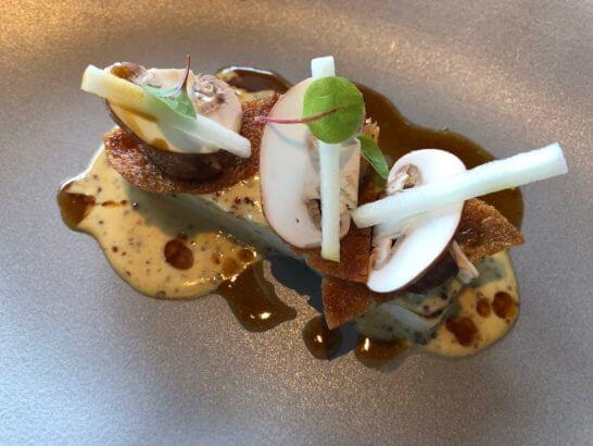 タワーズブランチの信玄鶏胸肉の白いブータン