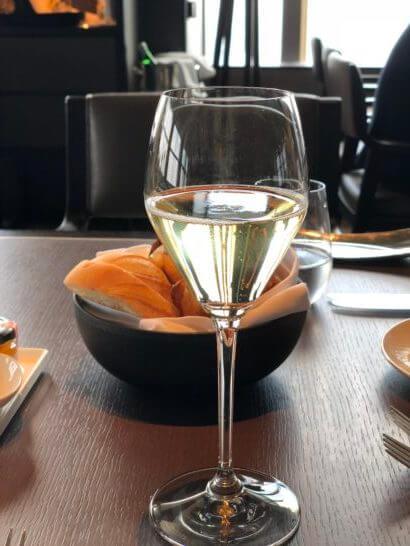 ザ・リッツ・カールトン東京のタワーズのシャンパン