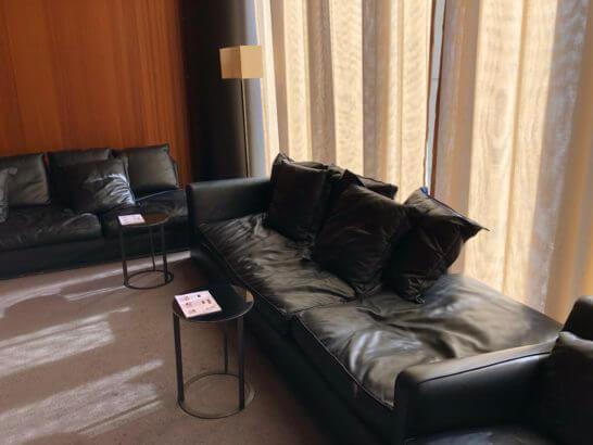 ブルガリ イル・チョコラートのソファー