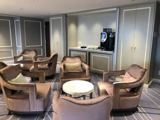 ウェスティンホテル東京の多目的ルーム