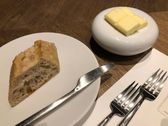 銀座 極のパン