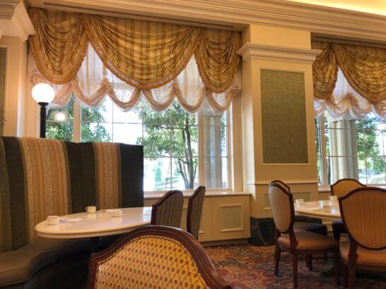 東京ディズニーランドホテルの朝食レストラン