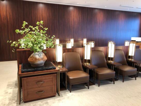 伊丹空港ダイヤモンドプレミアラウンジの室内 (6)