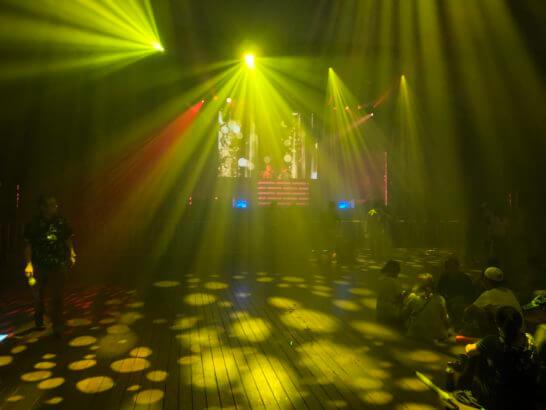 アメックス花火大会2019 HANAVIVAのステージ (5)