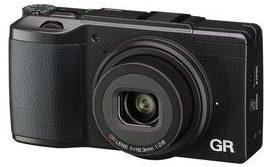 リコーデジタルカメラ GRⅡ